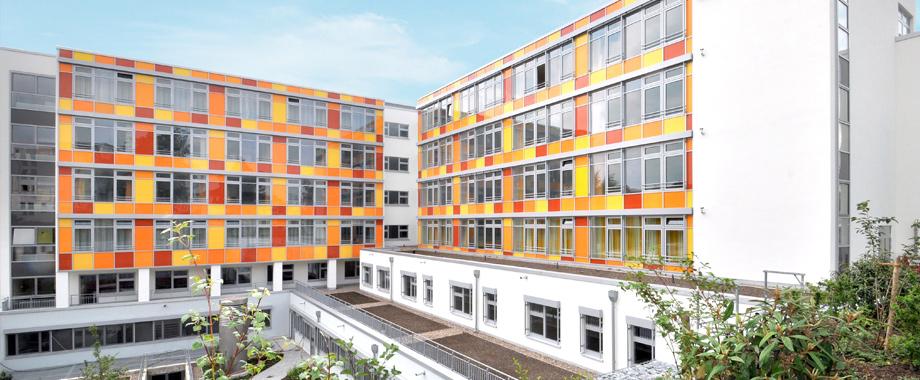Neubau der Familienklinik