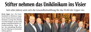 Lippische Landeszeitung 30.11./01.12.2019